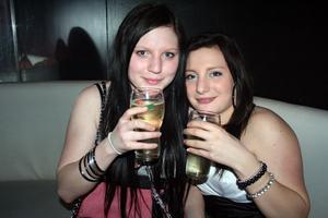 Silk. Johanna och Petra