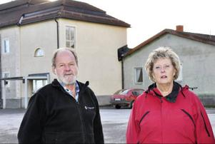 Grim och Maud Persson har lagt ned oändligt många timmar för att gamla