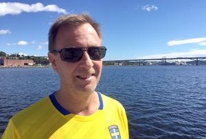 Christer Karlsson, Trafikverket, spår att trafiken kommer att öka på Sundsvallsbron.