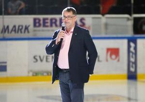Mats Pernhem, klubbdirektör.