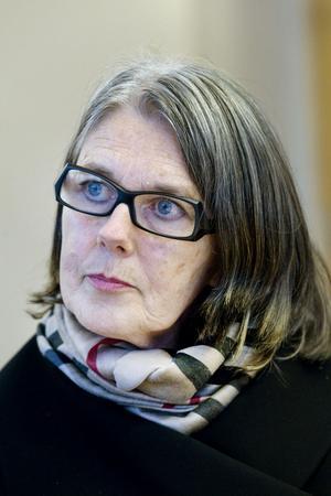 – Förskingringen är en enskild händelse som jag måste förhålla mig till redan nu. När internutredningen är klar kommer jag kanske att jobba mer konkret med den frågan, säger Annika Larsson Maspers.