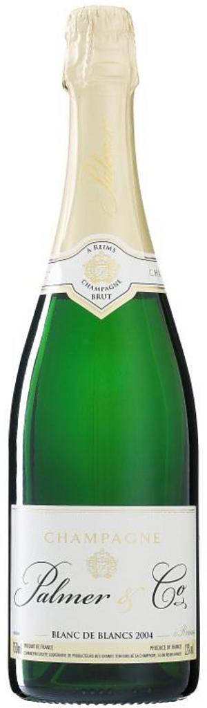 Bästa champagneköp. Palmer Blanc de Blancs är en äpplig och frisk årgångschampagne med delikata mognadstoner som vann champagneklassen.