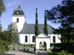 Tuna kyrka i Matfors.