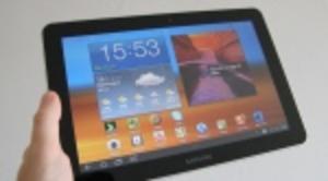 Samsung bygger om surfplatta