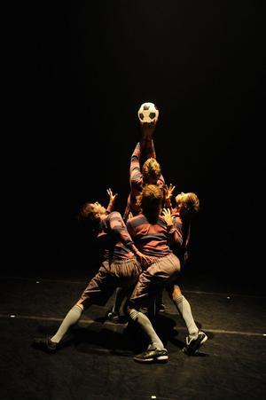 """A Divine taste of opera"".""A dance tribute to the art of football"".""Janne Schaffer – a music story""."