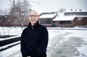 I mer än 30 år har Anders Roddar sålt resor till Faluborna. Nu lämnar han Resia för att i fortsättningen jobba för Resman. Foto:Stina Rapp