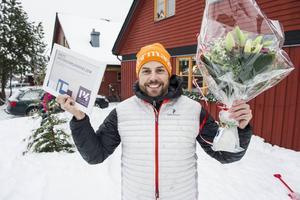 P4 Västernorrlands lyssnare har utsett Mikael Lindnord till Årets västernorrlänning.