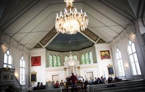 På söndag sjunger Gåxsjö kyrkokör tillsammans med Hammerdals sångförening Otto Nicolais