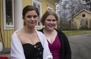 Sara Södergren och Maria Brodin.