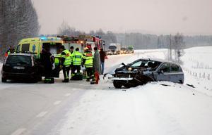 Omkörningsolyckorna kommer öka, tror signaturen Vigil. Foto: Niklas Eriksson/Arkiv