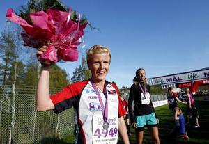 Susanne Liukkonen vann Vårruset för andra gången 2012.