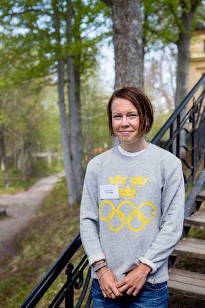 OS närmar sig. Nu är det nästan bara 21 veckor kvar. Hur mycket tänker Emma Wikén på OS?