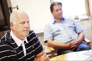 """""""""""Vi kommer inte att överleva om vi ska vara med och betala landtingets underskott"""", slår Lennart Oscarsson, ordförande i Utrikeshälsan AB fast."""