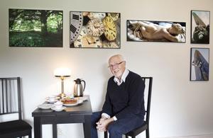 På fredag fyller Dieter Stöpfgeshoff 70 år och han jobbar fortfarande för fullt.