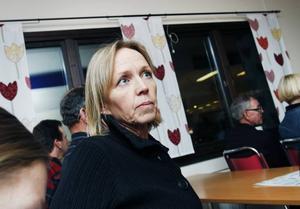 Valbobo. Bullerfrågorna är viktiga, anser Åsa Eklund Öberg som bor i Sofiedal. Hon hoppas nu på en bättre lösning vad gäller nya på- och avfarter till Riks 80 än det alternativ som först diskuterades.