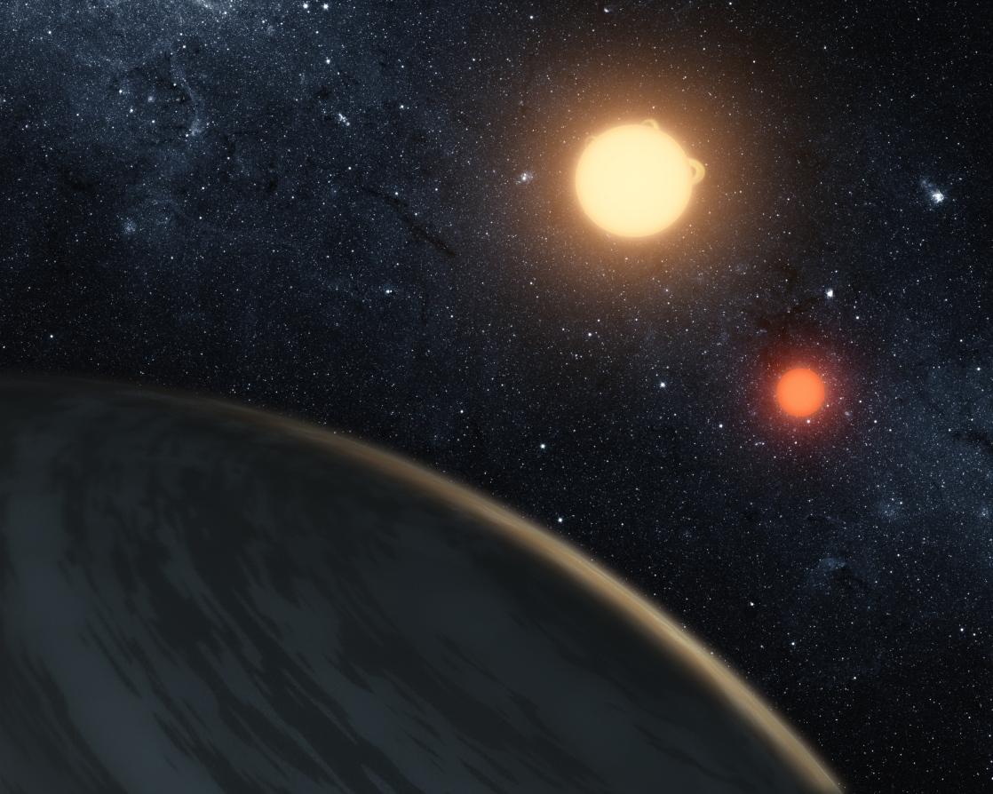 Stor del av planet hittad