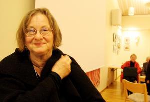 Kerstin Wickman, professor vid Konstfack, presenterade en lång rad kvinnor som haft betydelse i form- och designhistoirien. Karin Bergöö Larsson från Hallsberg är en av dem.