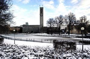 Bara för syns skull. För Västerås stad är för ögonblicket en politisk överbyggnad helt överflödig, skriver Börje Brandhill.foto: per g norén/VLT:s arkiv