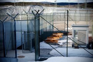 På torsdagen återgår internerna på Saltvikanstalten i Härnösand till sina sysslor.