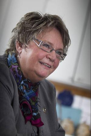 Om engagemanget är djupt nog, blir man kvar i det politiska arbetet, säger Margareta B Kjellin.