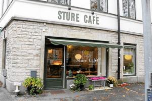 Genuint. På Sture café kan gästerna även äta frukost.