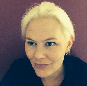 Linda Strand Lundberg, ordförande i föreningen Vetenskap och Folkbildning