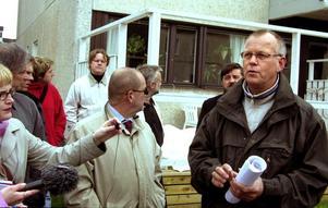 Seppo Penttinen kände sig kränkt av Jan Guillous krönika. Men JK tar inte upp hans anmälan.