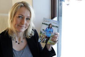 Carina Andersson har varit tillförordnad i några månader, nu kan hon titulera sig centrumledare på riktigt. Hennes mål för Ljusdal i centrum är att få fler medlemmar till föreningen, stärka handeln och förändra folks attityder.