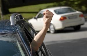 väcker ilska.  Kommunens personal borde lära sig trafikreglerna. Då skulle det fungera bättre i Örebrotrafiken. Arkivfoto:  Fredrik Sandberg /TT