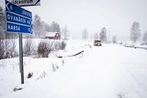Cirka 74 miljoner satsar Trafikverket på vägen Sidskogen-Nybo.