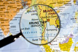 Östersunds kommun har skrivit på ett vänortsavtal med Bangkok.