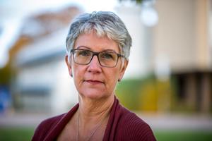 Barn- och utbildningsförvaltningens chef, Kajsa Mellner Daxberg.