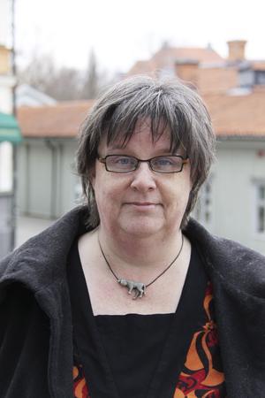 Tänker på djuren. Juristen Marina Walström.
