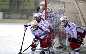 Kalix inledde miniturnén med att förlora med 0–7 på Sävstaås.