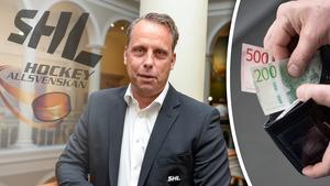 Jörgen Lindgren, SHLs vd, dementerar att de nya avtalen skulle göra SHL till en stängd liga.