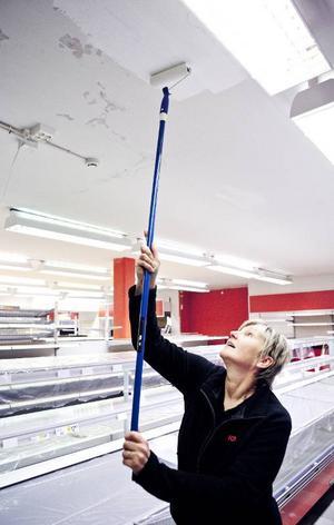 Elsie van Cotthem gjorde slag i saken och köpte både verksamheten och fastigheten i Föllinge. Hon byter från ICA till Tempo, och det är mycket att stå i om de ska hinna öppna innan jul.