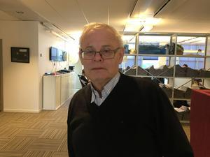 Bengt-Åke Nilsson slutar som ordförande i VSK Fotboll.
