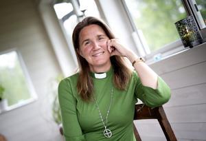 Anna-Karin Björk ny som diakon i Harmånger–Jättendal– och Gnarps pastorat.