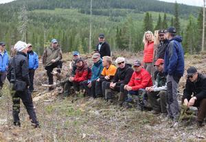 Företrädare för rennäringen och skogsbruket träffades under två dagar för att skapa en gemensam kunskapsbas vilken ökar förståelsen för den andra parten.