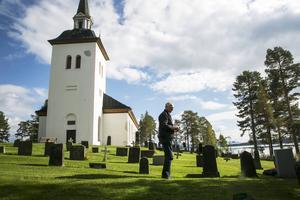En dag i september sökte Bosse Börjesson efter sina rötter i Hotagsbygden.
