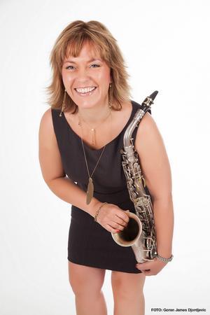 Jazz-i-Jemtland presenterar Amanda Sedgwick Quintet.