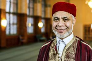 Mahmoud Khalfi är talesperson vid religiösa frågor på Islamiska förbundet.