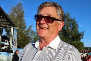 – Det är helt makalöst bra! Är man 60+ då är det här helt utmärkt. Men det är lite för lite folk här, tycker jag, säger Jan-Ola Nordin.