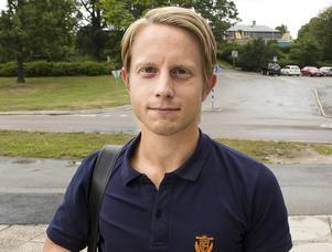 Robin Olofsson.