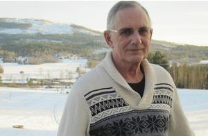 Lennart Hedlund är glad över att ha kunnat återvända till hembygden i Fränsta efter många jobb på exotiska platser i världen.