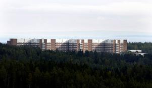 Sundsvalls sjukhus.