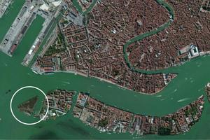 Venedig kanske får en ny nöjespark - på den här lilla ön.