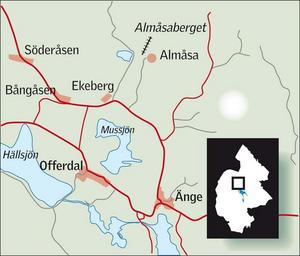 Karta: Kjell Nilsson-Mäki