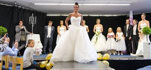 Bröllopsmässan 2013.