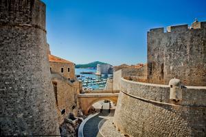 I Dubrovnik går guidade turer till platser där Game of Thrones spelades in.